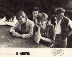 B-Movie Press Photo from the 80's